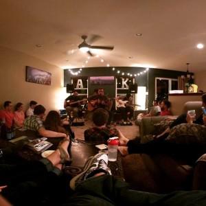 Abandon Kansas on the Living Room Tour